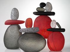 Red Cairns by Dave & Melanie Leppla.