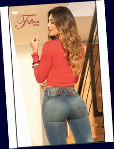 Cowgirl Jeans, Sweet Jeans, Camisa Polo, Beauty Full Girl, Girls Jeans, Sexy Hot Girls, Sexy Dresses, Look, Sexy Women