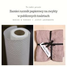 Stop wasting paper, start using a hand towel. #zerowaste #eco #green