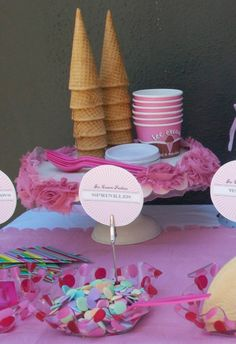 PARTY ON A BUDGET: Ice Cream Social for $175 | Catch My Party