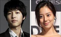 """Nuevas imágenes de Song Joong Ki y Moon Chae Won de """"Nice Guy"""" en una cita : __ Generacion Kpop Radio __"""