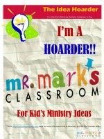 Idea Hoarder - Bible skills handout from mrmarksclassroom.com  Includes Balloon ping pong game, Flipflop bible verses, and balloon relay