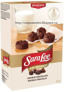 Coupons et Circulaires: 1,99$ Biscuits SARA LEE