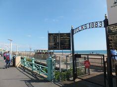 Brighton: historische Eisenbahnstation