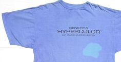 Hypercolor shirts.... I had one that I used as a night shirt...it swam on me but I thought it was the best ever!