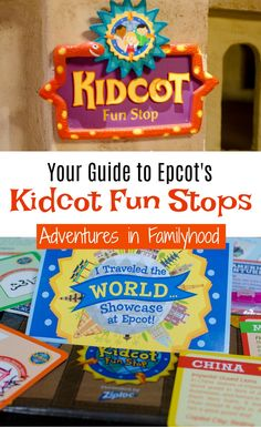 Kidcot Fun Stops are a Must-Do for kids as they explore the countries of World Showcase in Epcot. Disney World Tips And Tricks, Disney Tips, Disney Love, Disney Ideas, Disney Vacation Planning, Disney World Planning, Trip Planning, Disney World Parks, Walt Disney World Vacations