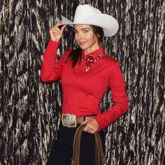 Red Dallas-Paris Shirt (M)