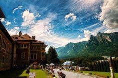 Cantacuzino Castle - Bucegi Mountains - Bușteni - Romania