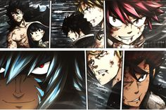 Dragon Slayers vs. Acnologia. Ch 541