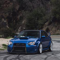Suberbio. Vía @sti_kid87 | ClubJapo. Portal de coches japoneses