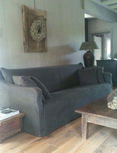 1000 images about interieur on pinterest craftsman lamps van and corner wood stove - Landelijke chique lounge ...