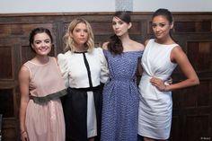"""Les actrices de """"Pretty Little Liars"""" sont des beautystas averties."""
