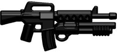 BrickArms 2.5 Scale Weapon M16DBR Mas... $1.00 #bestseller