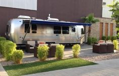 Airstream 2 Go at the Gold Spike in downtown Las Vegas!