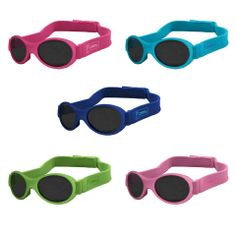 Solartex Sun Gear - Infant and Toddler Iplay Flexible Sunglasses, $9.90 (http://www.solartex.com/infant-and-toddler-iplay-flexible-sunglasses/)