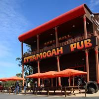 Ettamogah Pub, Sunshine Coast - Aussie World