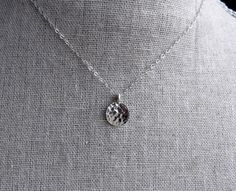Petite Sterling Silver Simplicity Necklace by LittleGemsbyJax, $30.00
