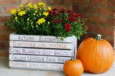 11. Seasonal Planter