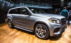 View 2017 Mercedes-Benz GLS-class: The GL Gets a Redo—and a New Name Photos from Car and Driver. Find high-resolution car images in our photo-gallery archive.