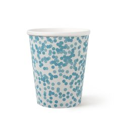 Greenmunch - Compostable Party Cup - 10oz - Blue Dots, $6.50 (http://www.greenmunch.ca/compostable-dinnerware/cold-cups/compostable-party-cup-10oz-blue-dots/)