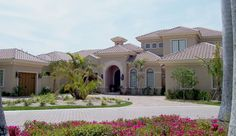 Mediterranean estate home - Imperial Homes of Southwest Florida