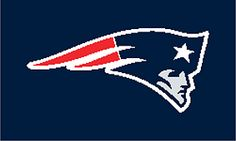 Ravelry: New England Patriots Afghan pattern by Erin Swan Doily Patterns, Crochet Blanket Patterns, Knitting Patterns, Crochet Blankets, Crochet Afghans, Loom Knitting, Baby Blankets, Crochet Home, Knit Or Crochet