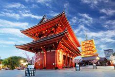 Tóquio: arte, tradição e muita modernidade.
