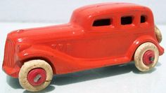 Barclay Slush Lead BV59 Sedan 3-1/4 in 1935