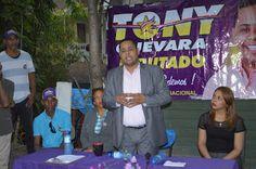Revista El Cañero: Tony Guevara llama a cruzada por el desarme poblac...