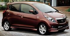 The Suzuki Cervo is a kei car developer by Suzuki Motor Corporation. Introduced in 1976 as the succe...