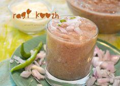 Tasty Appetite: Ragi Koozh Recipe / Keppai Koozh / Ragi Porridge R...