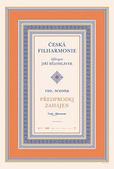 The Czech Philharmonic | Studio Najbrt