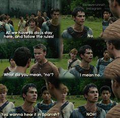 Lol Thomas #tmr