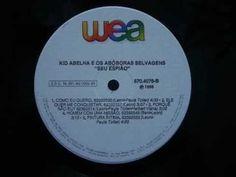 Amor com Amor se Paga - Globo - 1984 -Kid Abelha - Por Quê Não Eu ? (LP/1988)