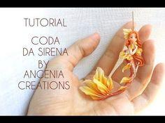 Tutorial angenioso - coda di sirena/ mermaid tail tutorial - YouTube