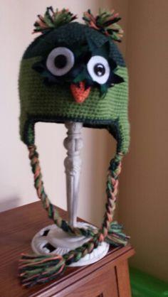 Owly green