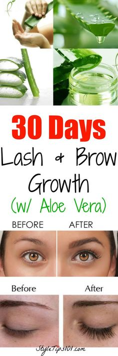 Did you know that aloe vera is one of the BEST things you can use for hair growth? Today we'll show you exactly how to use aloe vera gel for hair growth and get the thickest, healthiest hair you've… Hair Remedies For Growth, Hair Growth Treatment, Hair Growth Tips, Hair Loss Remedies, Hair Care Tips, Hair Treatments, Hair Tips, Beauty Care, Beauty Skin