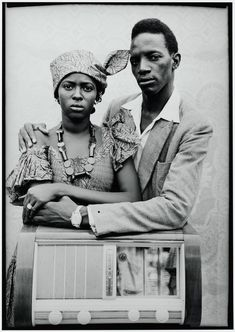 Seydou Keïta - Untitled #419, 1950-1952