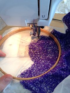 Dissolvable fabric process