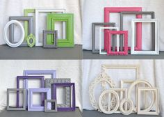 Custom Ornate Vintage Picture Frame set of 6..You by BeautiSHE, $73.00