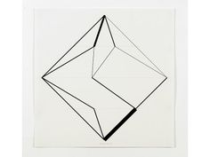 Manfred Mohr artwork at bitforms gallery, New York City | bitforms gallery