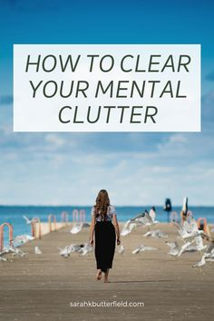 How to clear your mental clutter - Christian Women Blogs, Christian Post, Christian Living, Spiritual Practices, Spiritual Growth, Biblical Womanhood, Learning To Say No, Self Care Activities, Godly Woman