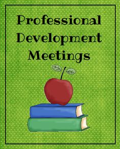 Tips for Professional Development