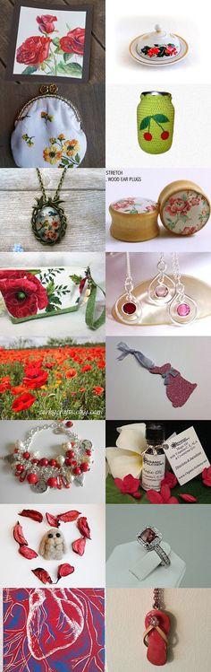 flowers for the soul by Polina Tsivilska on Etsy--Pinned with TreasuryPin.com