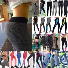 (adsbygoogle = window.adsbygoogle || []).push();     (adsbygoogle = window.adsbygoogle || []).push();   Women Sport Gym Yoga Workout High Waist Running Pants Fitness Elastic Legging SS  Price : 4.99  Ends on : 3 weeks  View on eBay      (adsbygoogle = window.adsbygoogle || []).push();