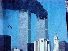 Terrorist attacks on the World Trade Center in New York, September 11, 2001
