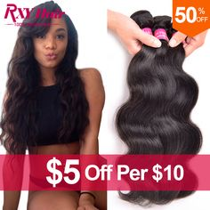 8A Indian Virgin Hair Body Wave 3 Bundle Deals Raw Indian Hair Body Wave 6''-28'' Virgin Indian Hair Remy Human Hair Bundles