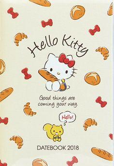 Hello Kitty / 2018 Datebook