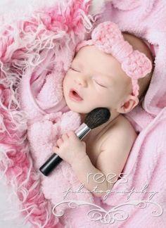 baby girl newborn photo ideas - Google Search