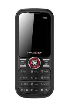 """Symphony A100 http://www.bdcost.com/symphony+a100 Memory64Mb+32Mb Memory Card SlotMicroSD card slot Expandable up to 4GB BluetoothNo USBNo StatusAvailable Display1.77"""" TFT JavaNo Other FeaturesTorchlight, Audio & Call recorder, 500 Phonebook Entries"""